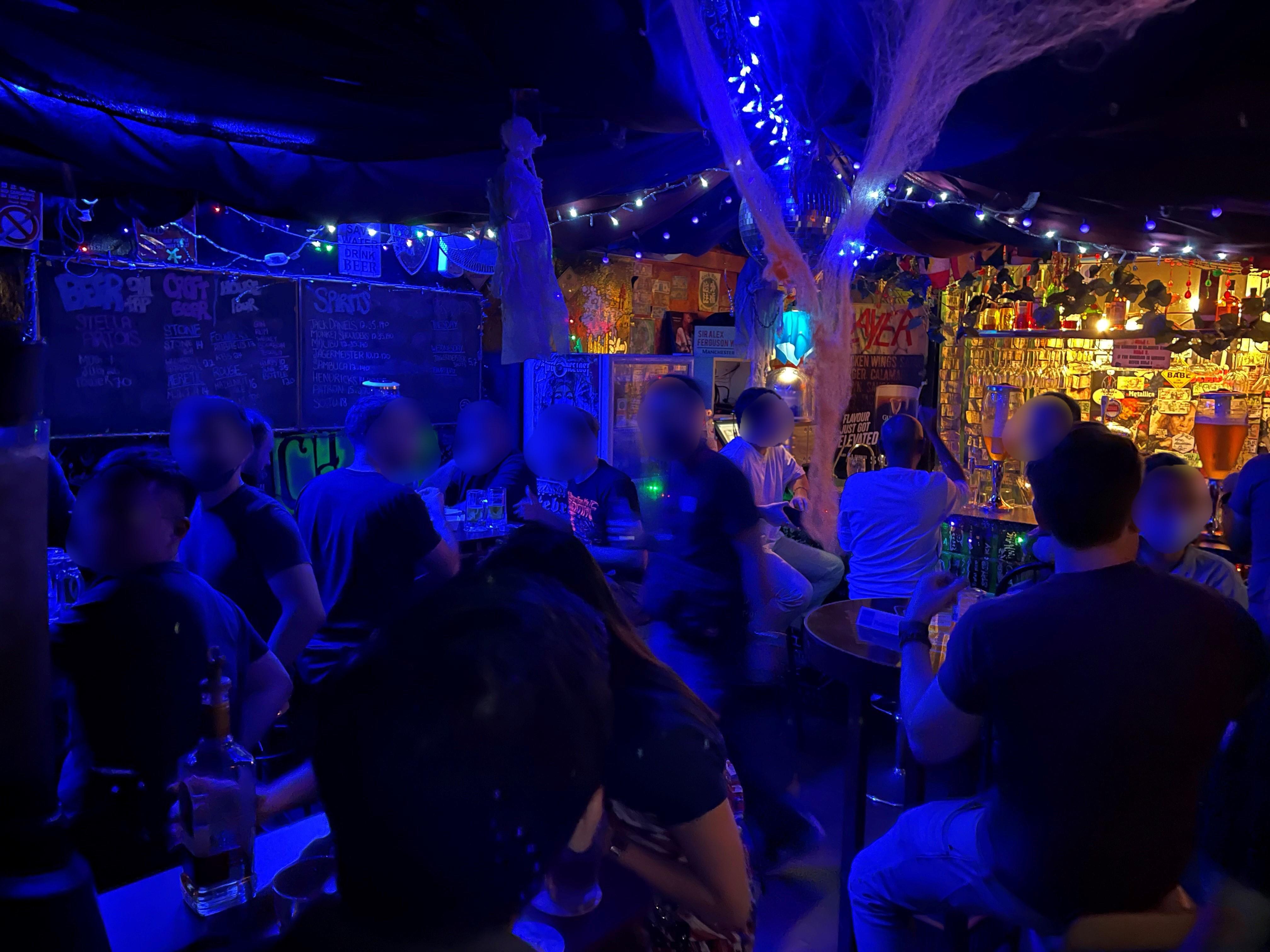Chips Café and Bar