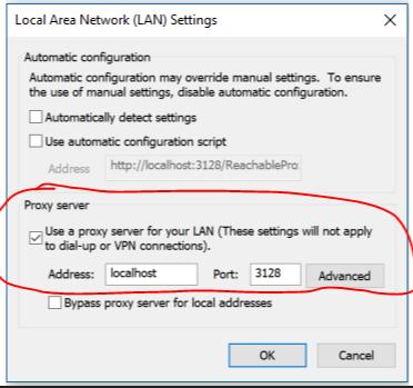 ClientWebSocket not using system proxy settings on Windows · Issue