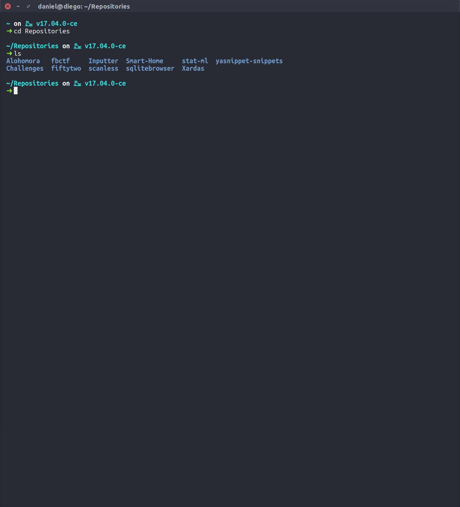 Username & Host not showing · Issue #146 · denysdovhan