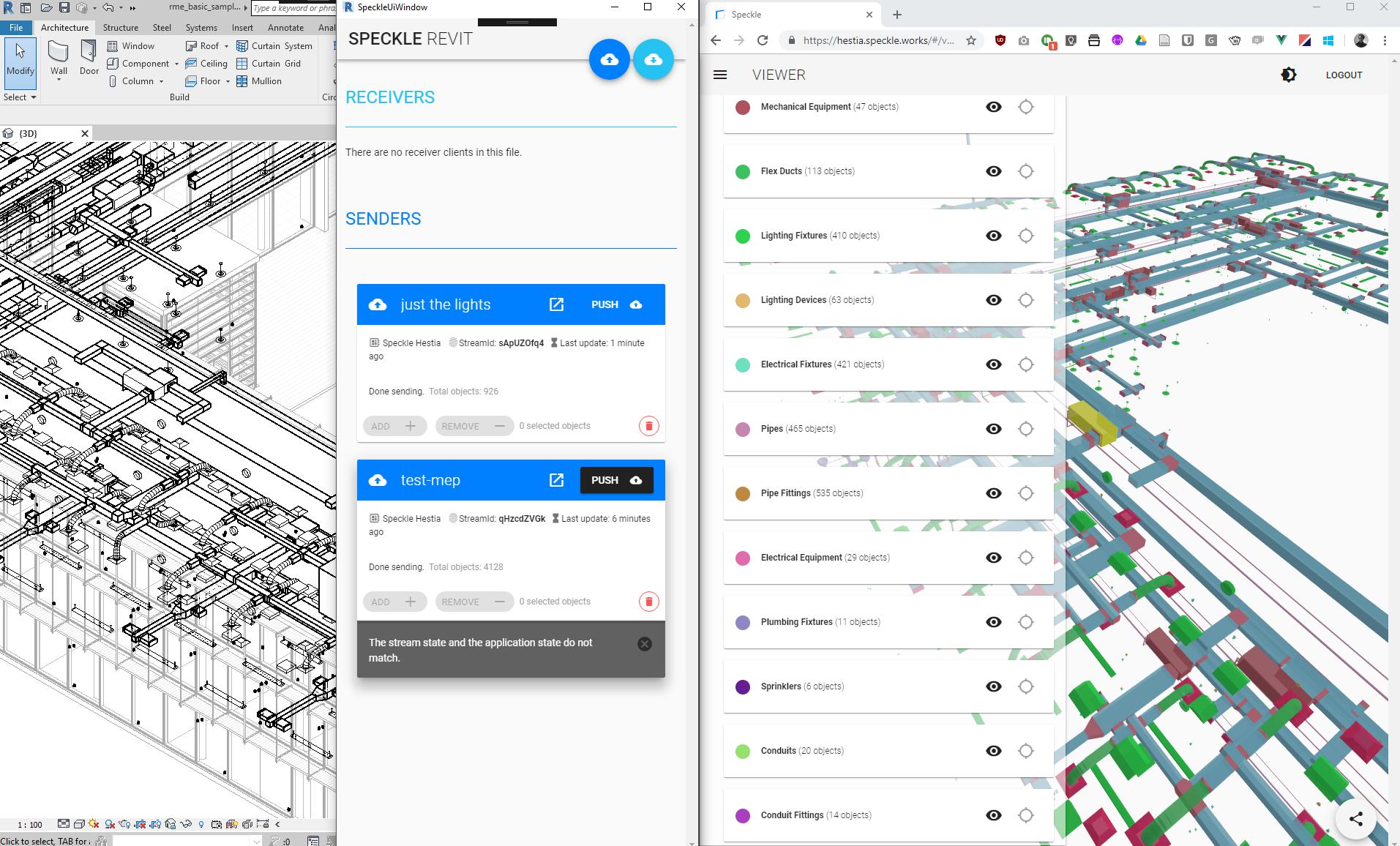 GitHub - speckleworks/SpeckleRevitReboot: ITS REVIT TIME