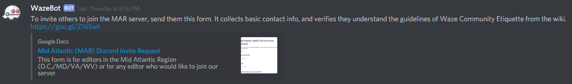 Admin command restrictions · Issue #12 · vaindil/wazebot-discord