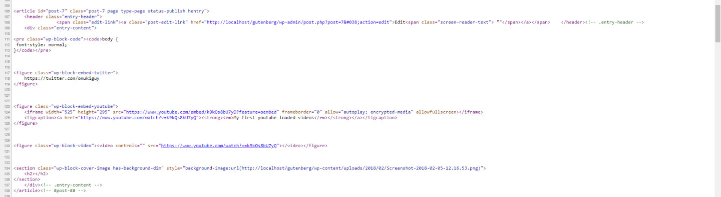Facebook and Twitter Embed Blocks not working  · Issue #4918
