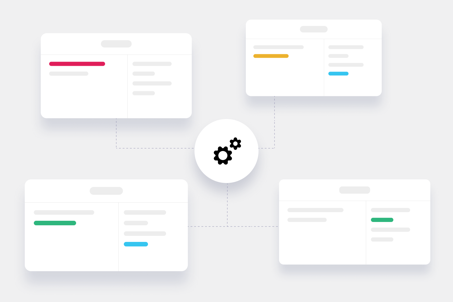 Data Models for Slack illustration