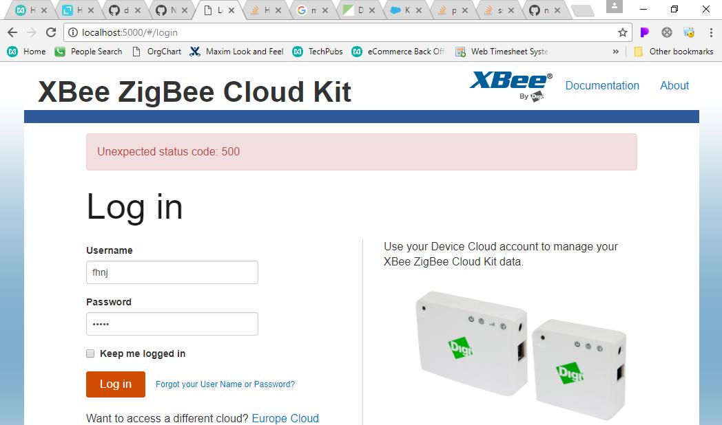 Unexpected status code: 500 · Issue #6 · digidotcom