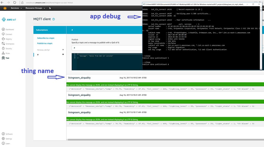 GitHub - RaspiRepo/AWS-IoT-SDK-for-Windows: AWS IOT