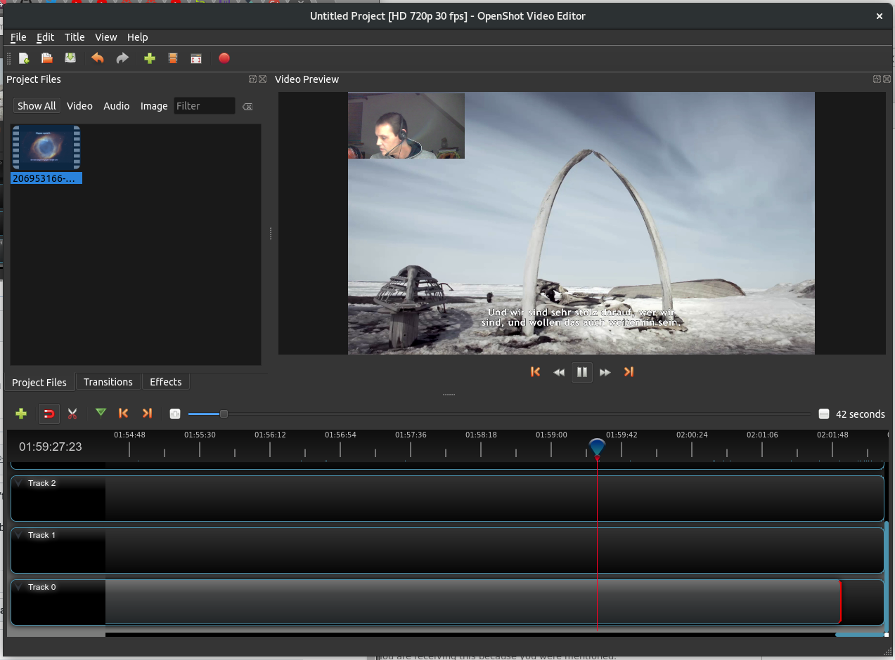 How to cut and split a video ? · Issue #1135 · OpenShot/openshot-qt