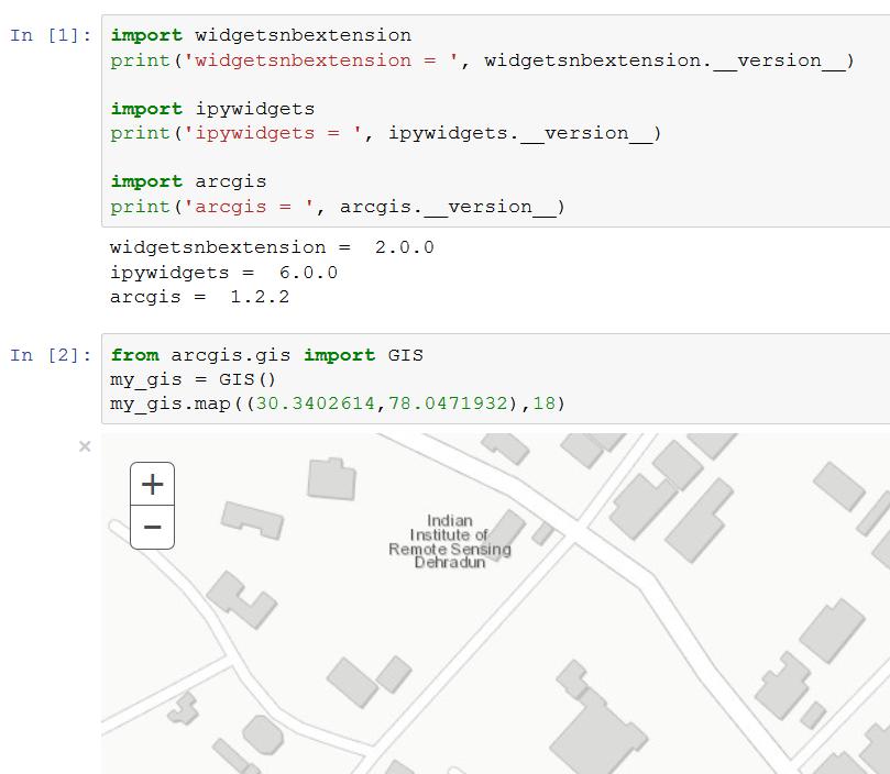 Widget JavaScript Not Detected · Issue #10 · Esri/arcgis