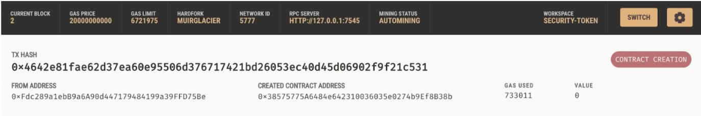 Security Token Offering (STO) Platform: Ethereum-Based Digital Assets - 安全令牌提供(STO)平台:基于<a href=