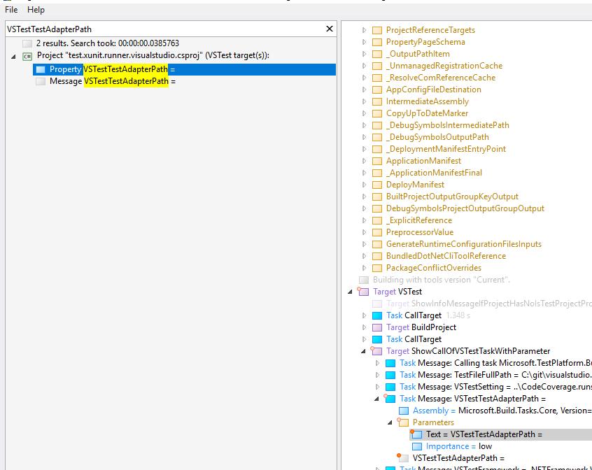 Coverlet crashes VSTest · Issue #475 · tonerdo/coverlet · GitHub