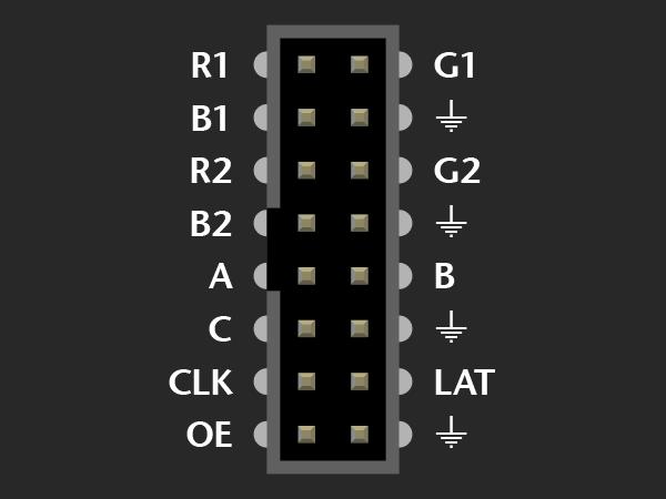 led_matrix_socket1
