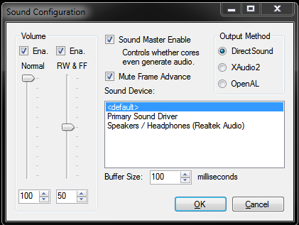 Missing audio and crashes when changing output device · Issue #1212