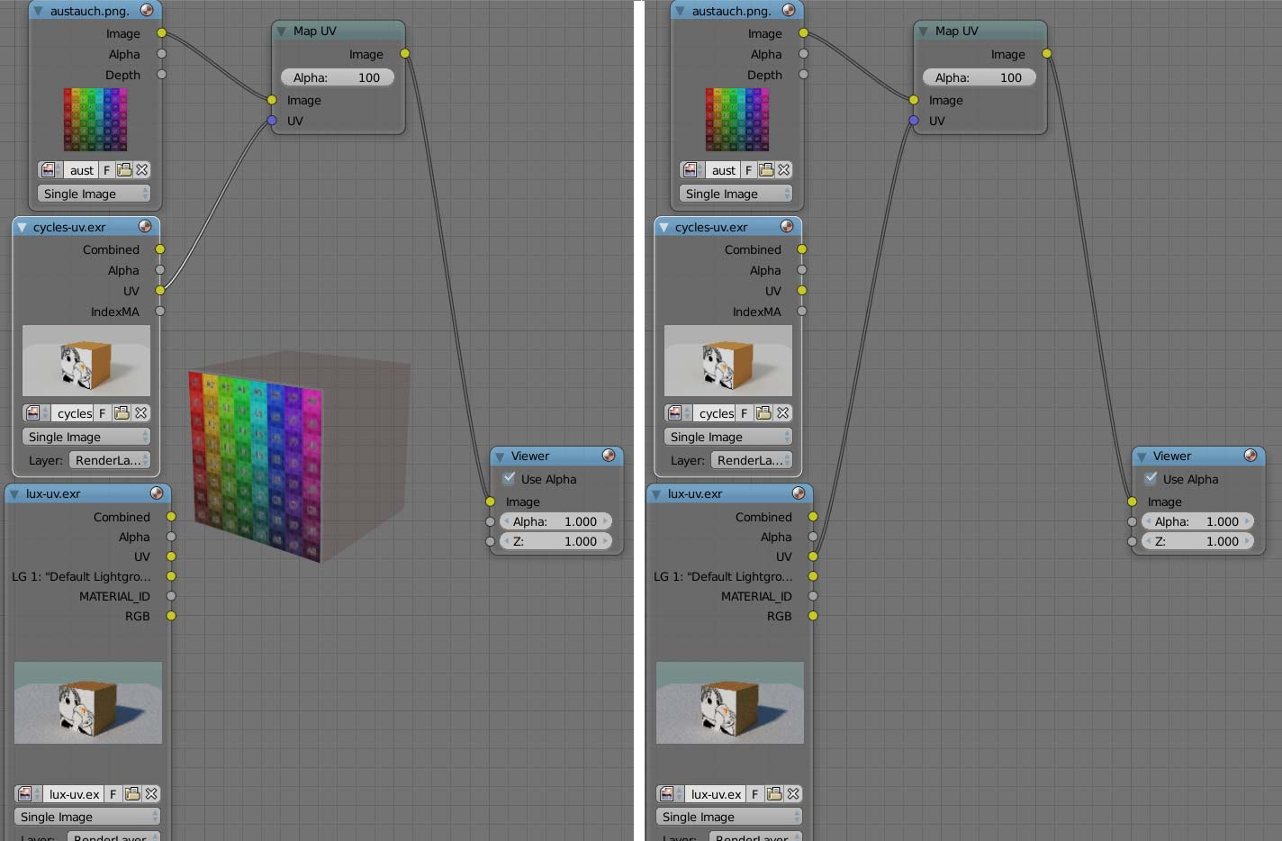 Making the UV-Pass usable for the Map-UV-Node  · Issue #96