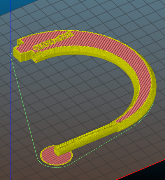 Implement Cura's Ironing Feature for a more smoother surface