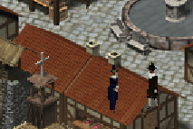 villagers_on_roof