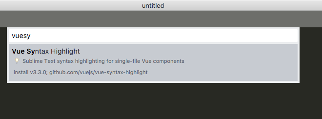 Sublime update broke vue-syntax-highlight · Issue #138