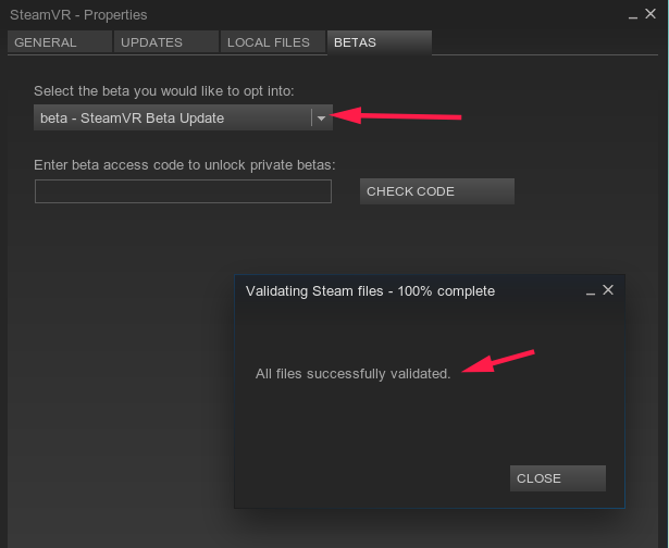 SteamVR won't open  · Issue #198 · ValveSoftware/SteamVR-for-Linux