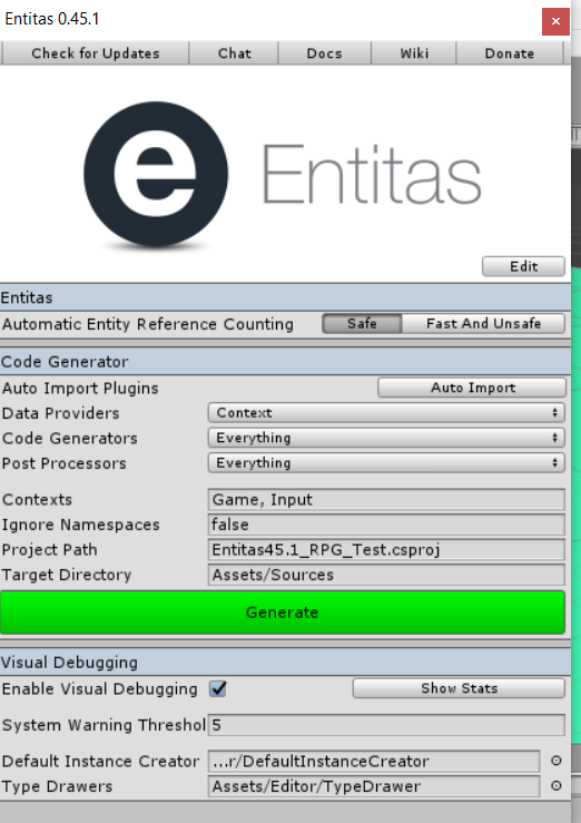 Partial Component error · Issue #491 · sschmid/Entitas
