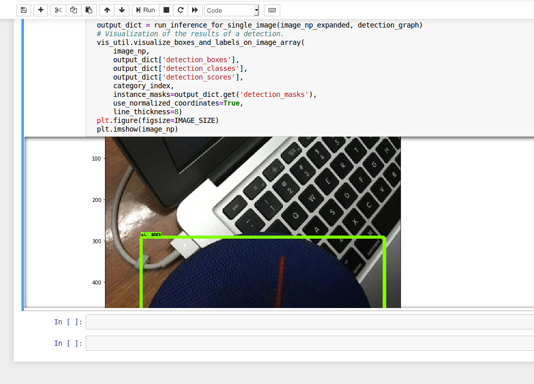 Faster RCNN object detection realtime video · Issue #7171