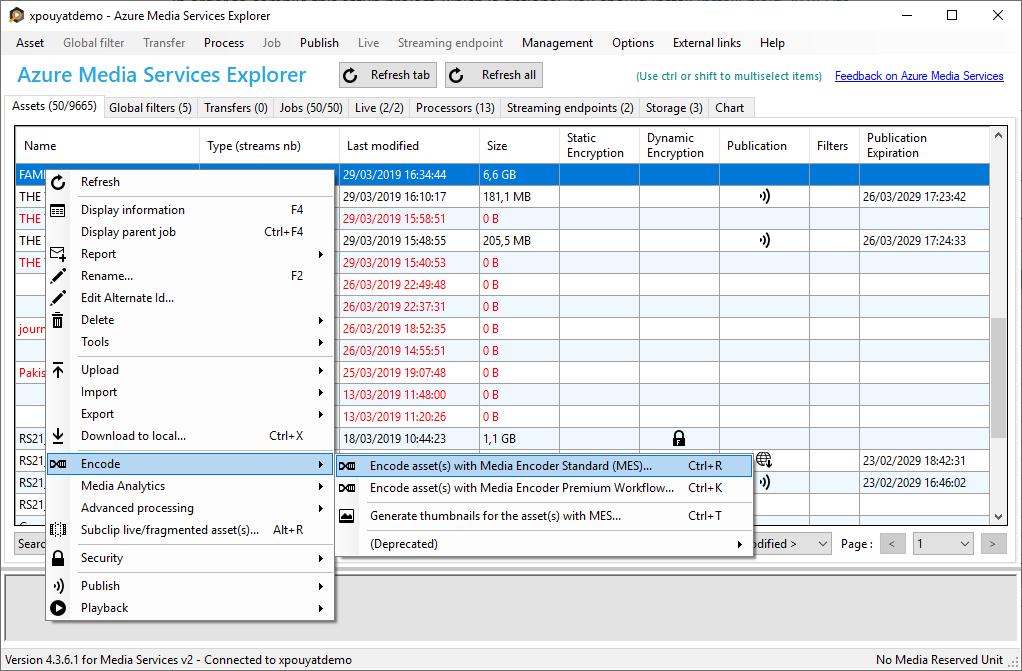 Azure-Media-Services-Explorer/README md at master · Azure/Azure