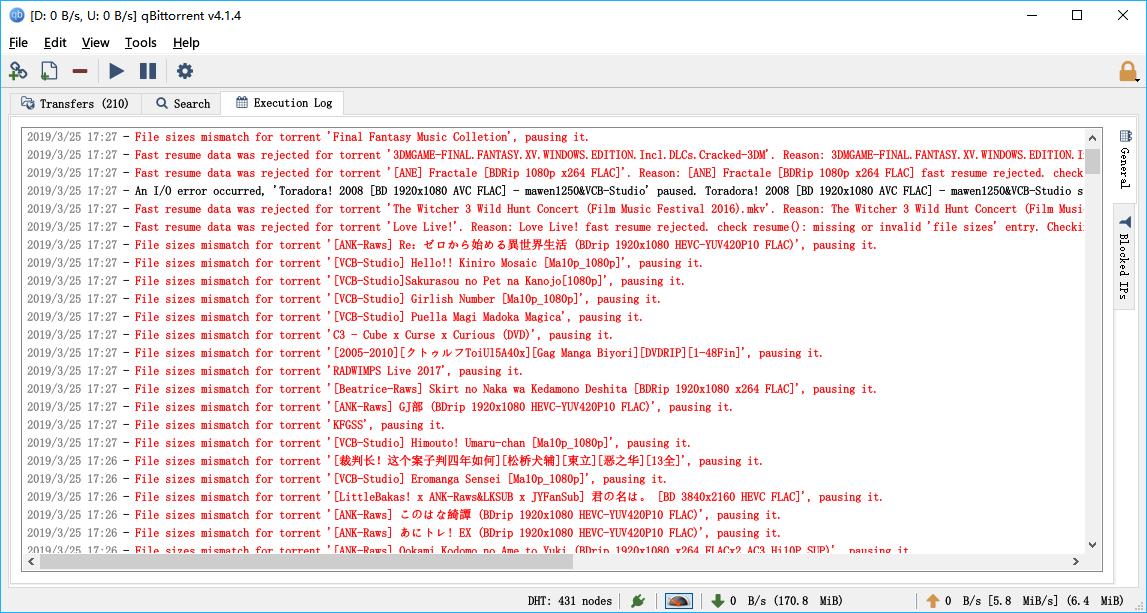 invalid torrent file что делать