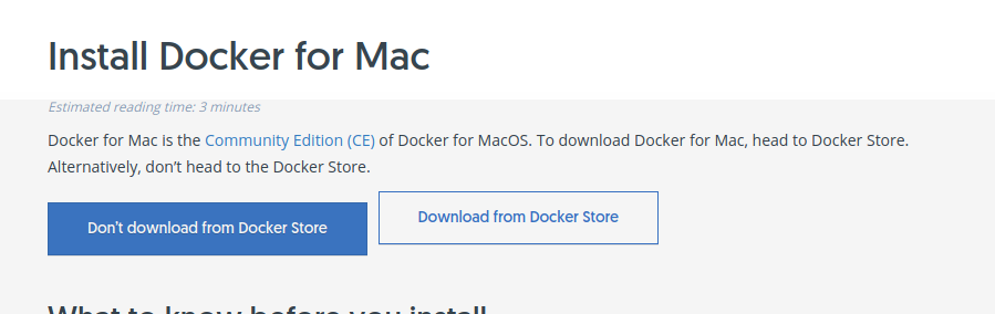 Download Docker CE without logging in · Issue #6910 · docker/docker