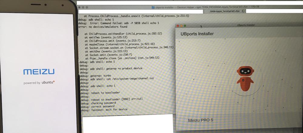 Meizu Pro 5 - not flashing? · Issue #146 · ubports/ubports-installer