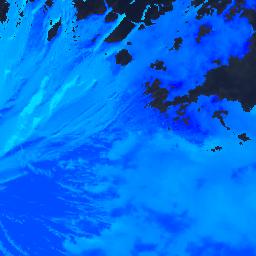 衛星データ分析可視化サーバ 参考実装 雪質解析 衛星データ分析可視化サーバ