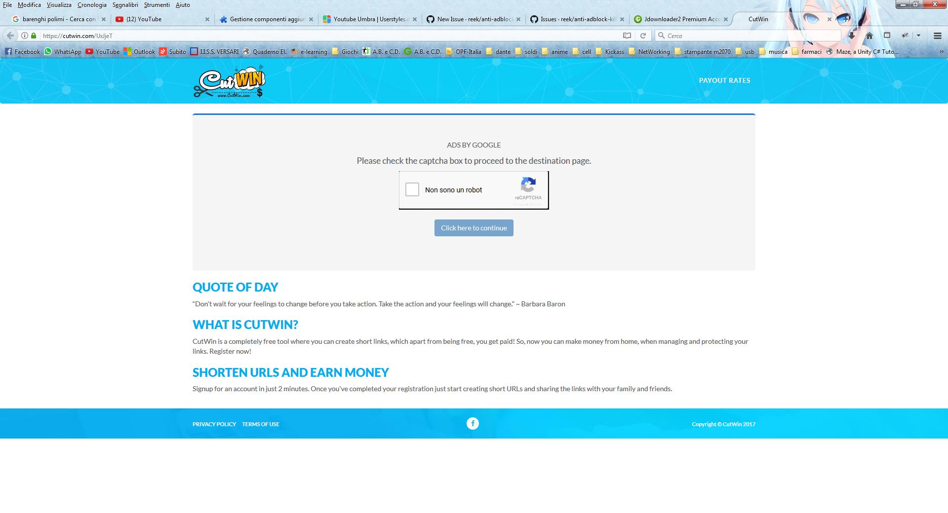 Adblock detected in cutwin com · Issue #3515 · reek/anti