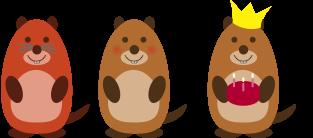tikz marmots