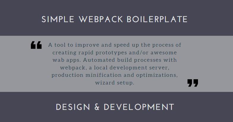 webpack banner