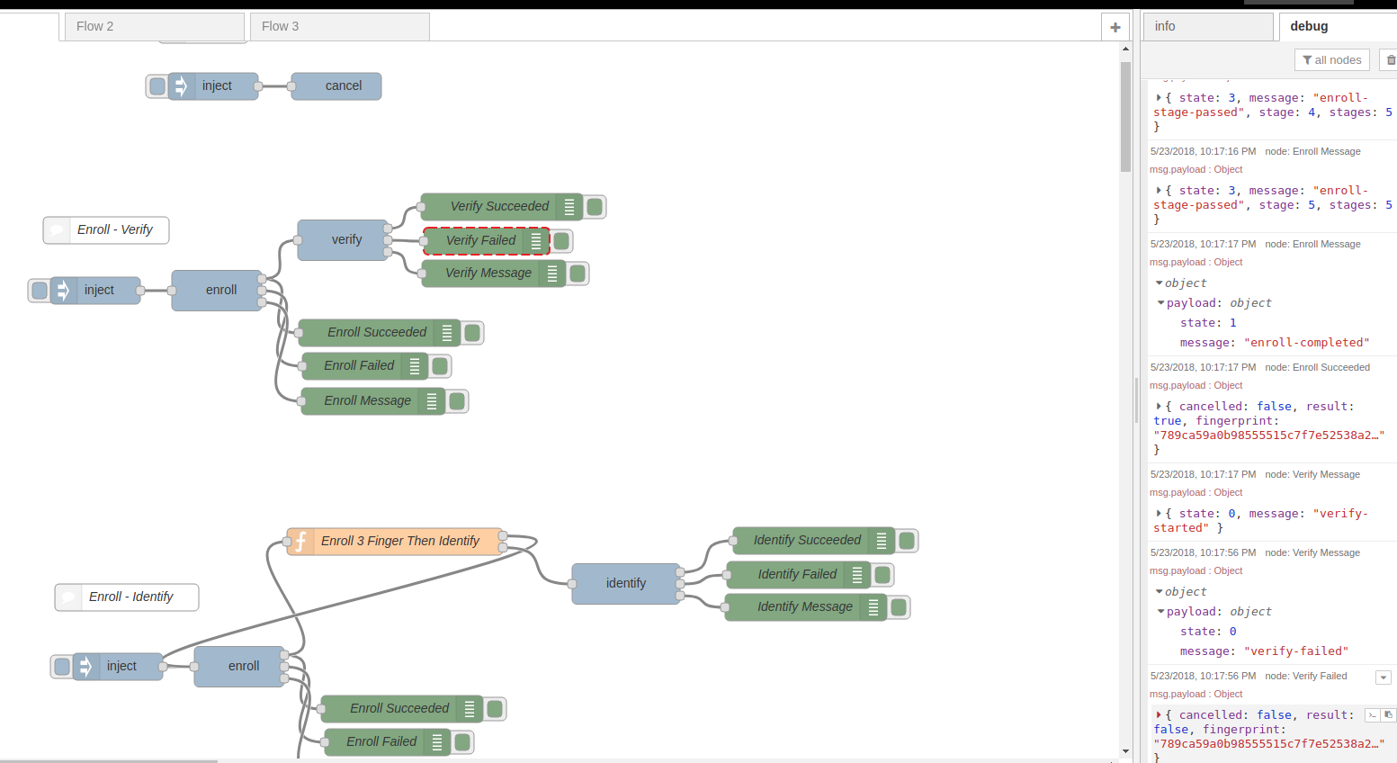 Use on mac? · Issue #5 · ephraim/node-fprint · GitHub