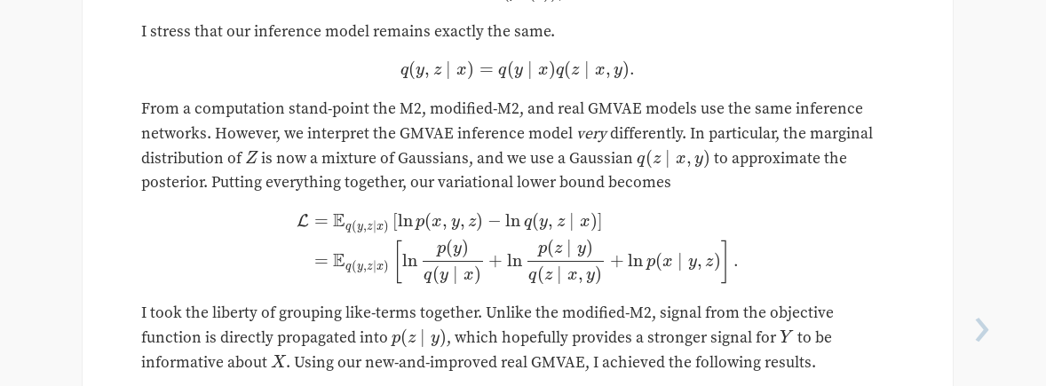 Question about loss equation from blog · Issue #9 · RuiShu
