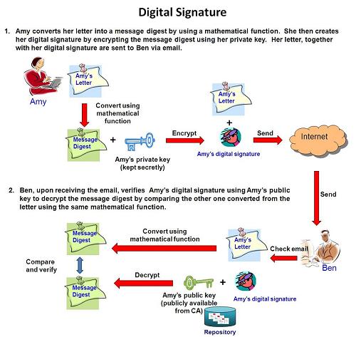 Digital Signature and Certificate Authority (CA) · Issue #185 ...