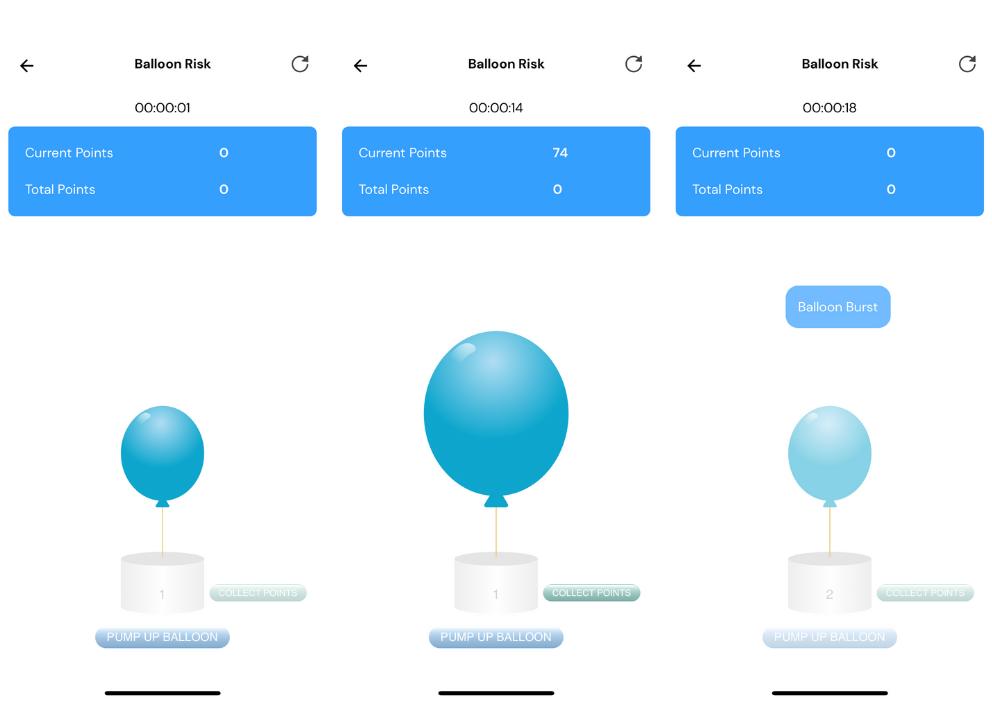 Balloon Risk T1