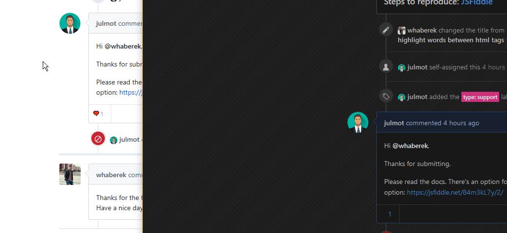 Heart Emoji · Issue #532 · StylishThemes/GitHub-Dark · GitHub