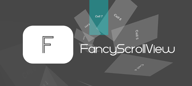 GitHub - setchi/FancyScrollView: A scrollview component that can