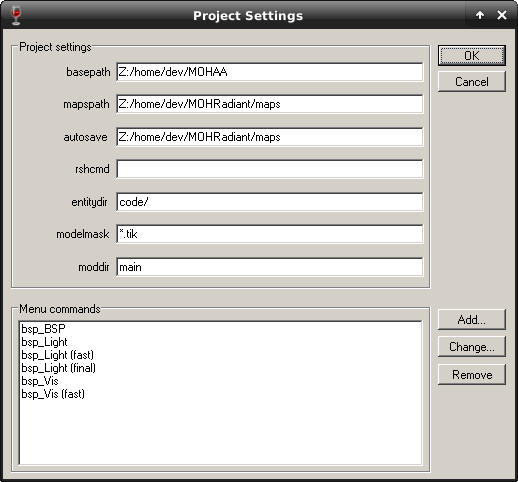 GitHub - gtsh77/MOHTools: MOHTools ( map editor & BSP