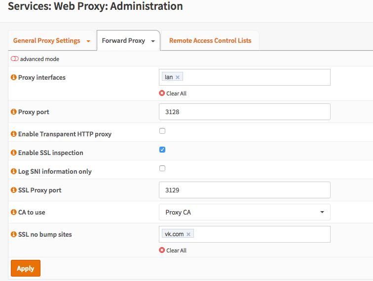 www/web-proxy-sso - No Bump Sites · Issue #560 · opnsense