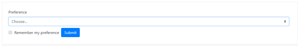 Custom Selects Now Fill Entire Form Width · Issue #25413