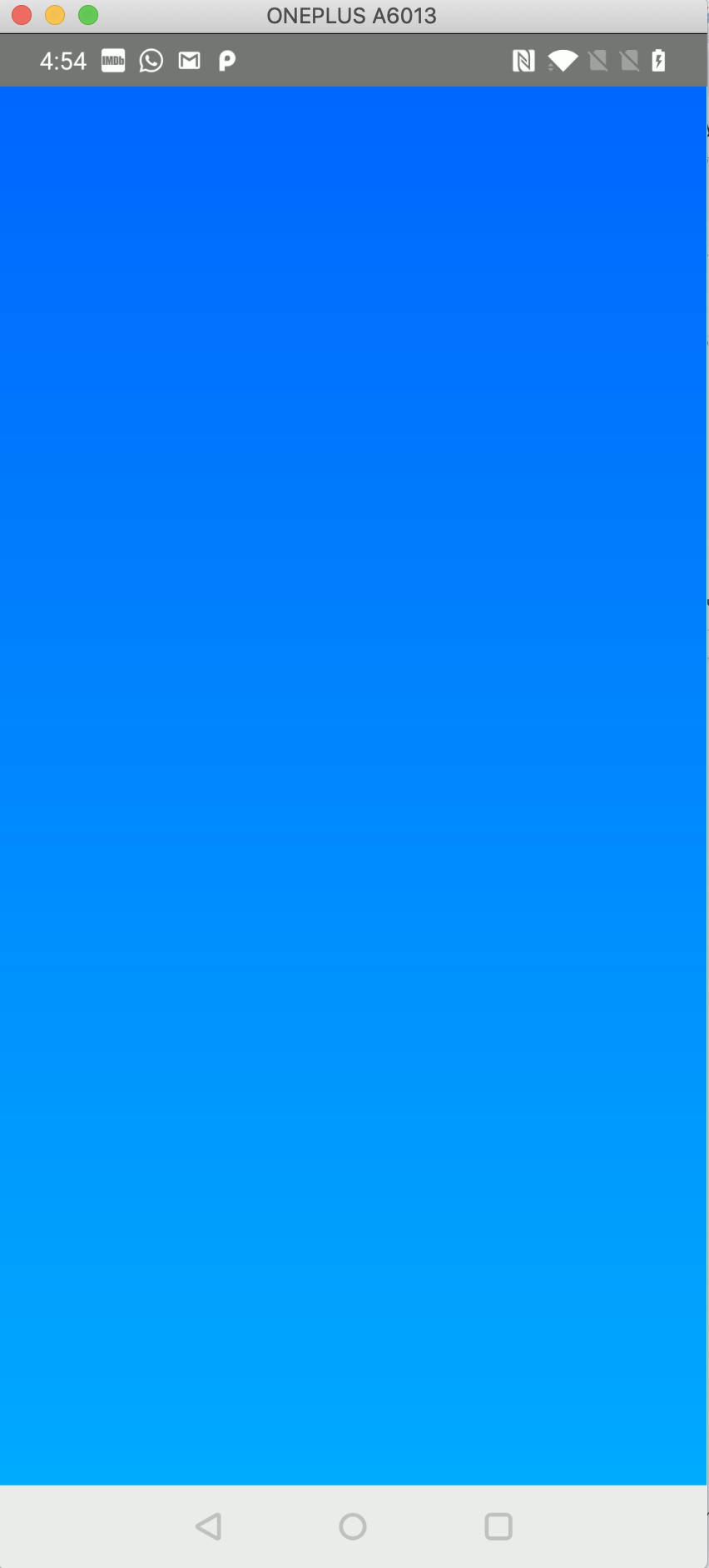 color banding on android · Issue #1065 · react-native
