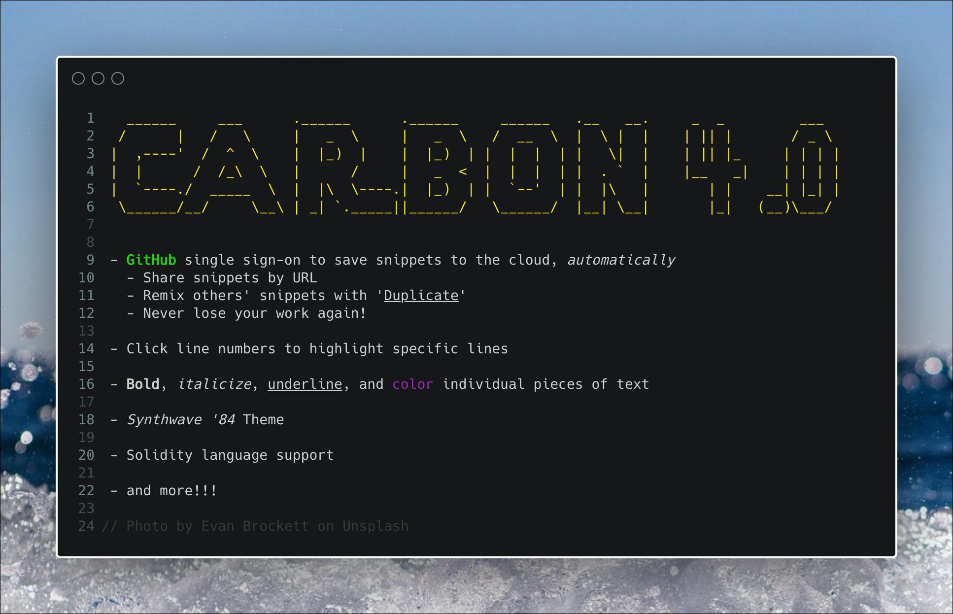 carbon-4 0-release