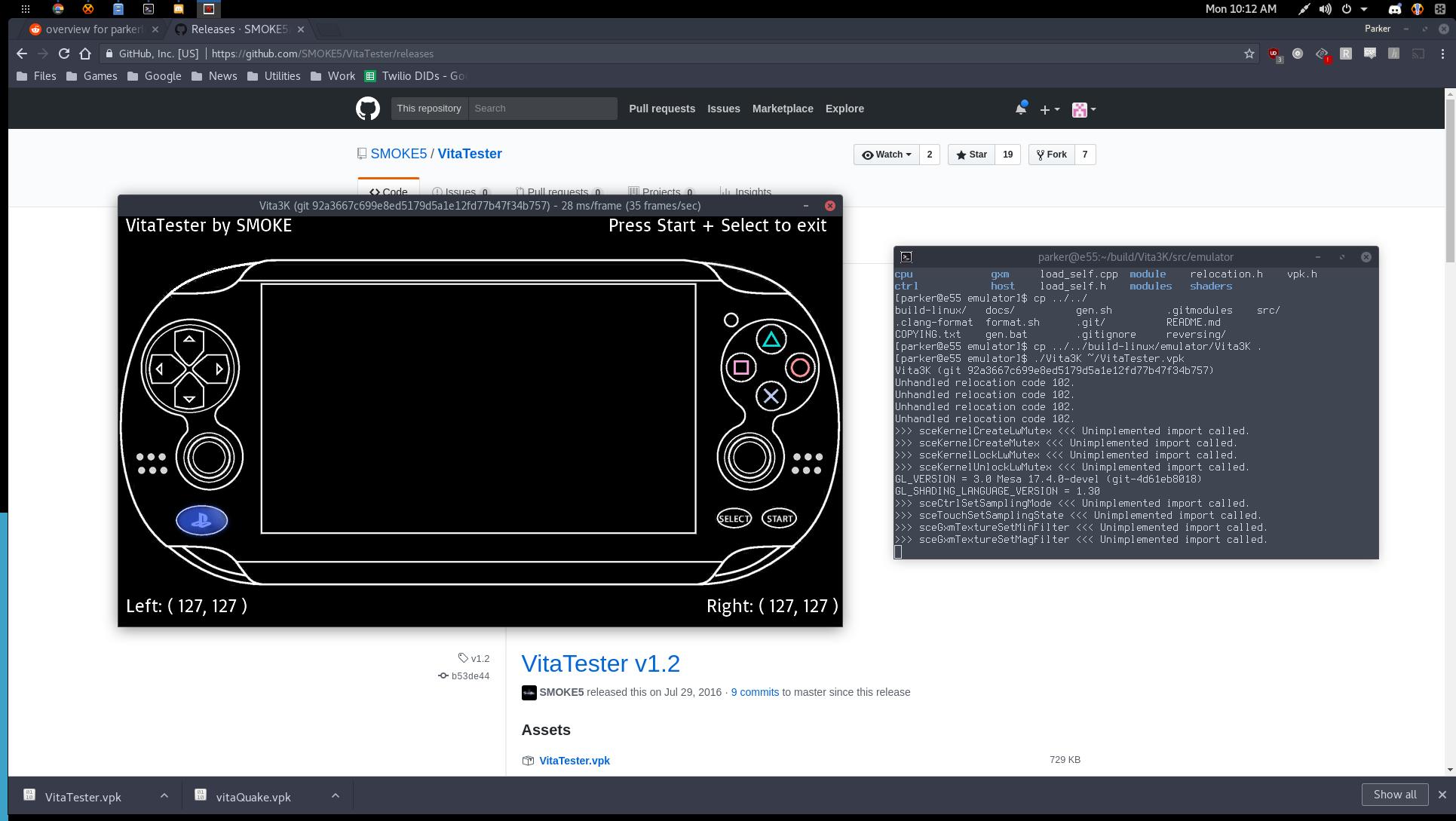 Linux build fails on the final linking · Issue #9 · Vita3K/Vita3K