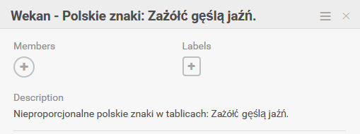Font issue with Polish diacritical signs [letters bigger than other