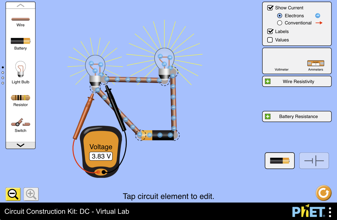 Phet Circuit Construction Kit Dc Everything About Wiring Diagram Simulation Acdc 1 0 Screenshot Issue 4 Phetsims Rh Github Com