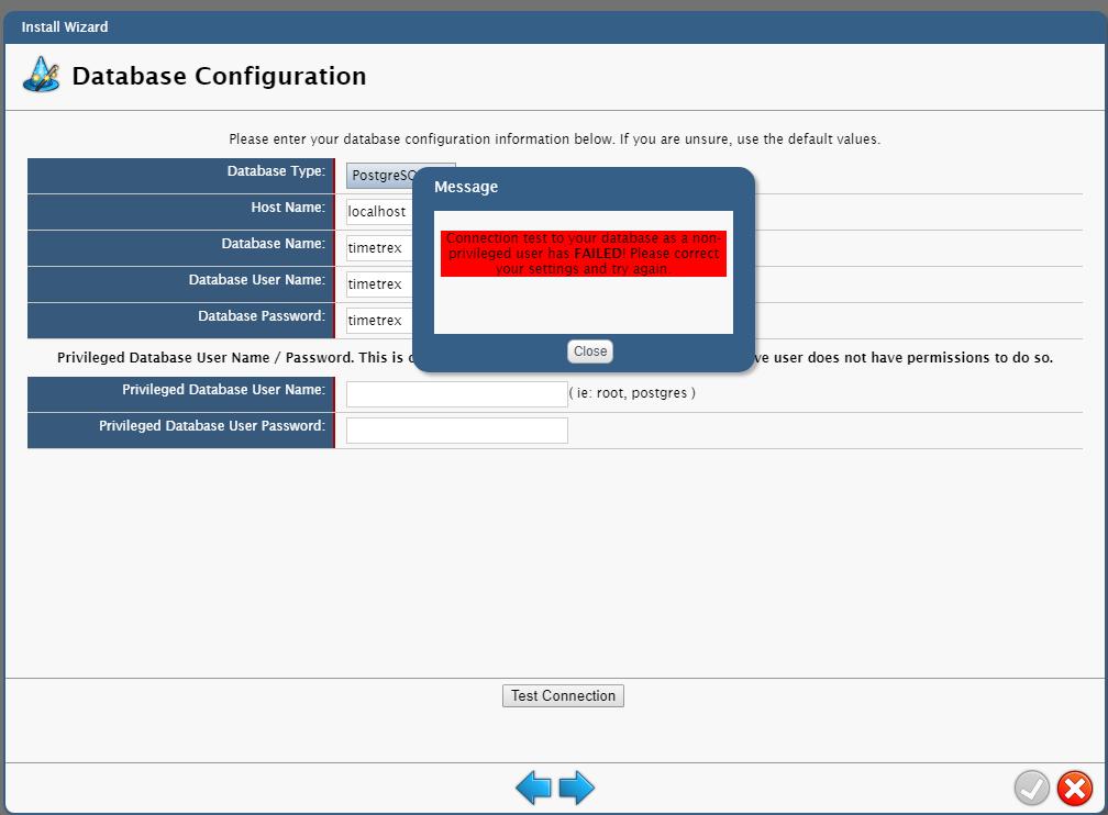database connection failed · Issue #1 · apnar/docker-image