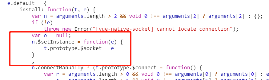 vue-native-websocket - Bountysource
