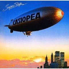 CasiopeaSuperFlightalbumcover