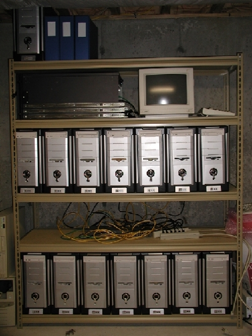 Beowulf Cluster