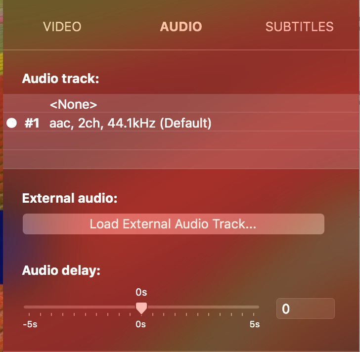 Audio-delay adjustment is much too coarse  · Issue #1758