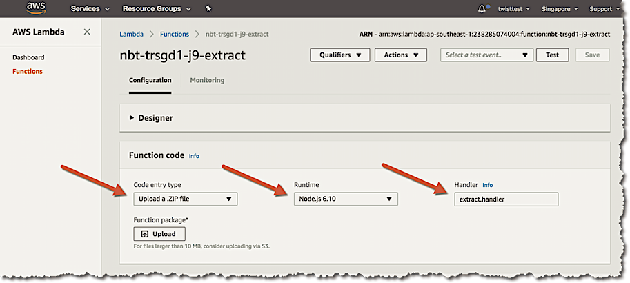 GitHub - tooltwist/codepipeline-artifact-munge: Merge and extract
